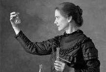 #74/75 Marie Curie / Links and photos to accompany Episode #74 of The History Chicks Podcast