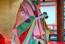 12 layers kimono Juni-hiote / #junihiote #japan #kimono #heian