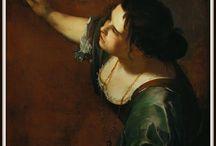 #85 Artemisia Gentileschi