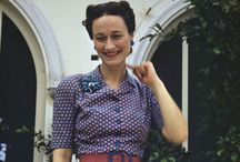 #93 Wallis Simpson / The King of England abdicated in order to marry her.