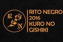 Kuro No Gishiki • Sesión Fotográfica 2016