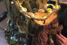 fairy garden / Fairy garden ideas for fairy world / by Lori King