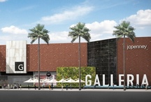 Glendale Galleria / RSM Design developed a full branding, identity, and wayfinding program for this popular fashion destination. The renovation of Glendale Galleria includes many important aesthetic and functional improvements to the regional retail destination.