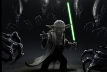 Jedi kinda thing... / by Andy Kimbler
