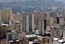 CARACAS VENEZUELA / UNA CIUDAD MODERNA QUE  CRECIO Y SE DESTACO HASTA  FINALES DE SIGLO. HASTA VER PARADA SU INFRAESTRUCTURACION.