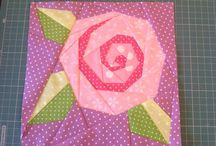 My quilty things