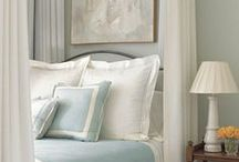 Spreads & Sheets / Makes the bedrooms special . . . / by Phyllis A Locke-Johnson