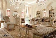 LIVING ROOM |  Гостиные и мягкая мебель / Гостиные и мягкая мебель
