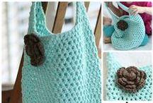 Crochet: Bolsas (Bags)