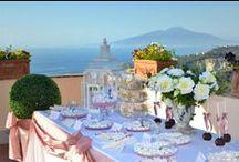Confettata - Italy as your wedding destination / Follow Italian traditions #confettata #confetti #destinationwedding #italianeedding #mediterraneanwedding