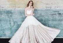 Dream Dresses / Inspiration board for wedding dresses - choose your style and find the perfect dress!