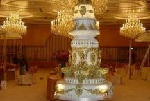 WEDDING CAKES & CUPCAKES (To Die For Designs) / STUNNING Wedding Cakes & Cupcakes!! All colors, styles, icings layers, designs,, bling, shabby chic, country, beachy, etc. / by T N