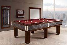 BILLIARD TABLES |  Бильярдные столы / Мебель для бильярдных