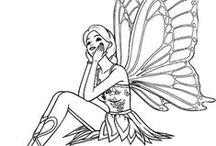 sablon-mozaik-folkart-mandala-kuş-gül-nakış