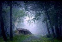 La Capanna del Silenzio / Immagini reperite nel web e pensieri