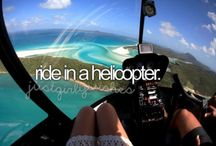  bucket list  / What I want to do before I die
