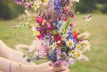 Trend: Boho / Inspiration board for a boho wedding - find some fun ideas for a relaxed bohemian wedding!