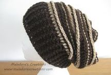 Crochet Hat Tutorial's / Crochet hat tutorials for Adult women / by Jody Ginn