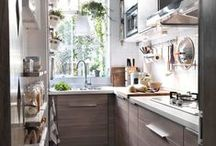 Small kitchen challenge / Ideas for small kitchen renovation, i.e.how to save space, create storage place without creating a design mess