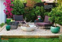 Garten / Deko und Impressionen zur Gartengestaltung