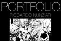 Riccardo Nunziati / http://riccardonunziaticomix.blogspot.it/