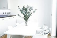 MY HOME / Welcome to my board on my my monochrome home interior design. My home is filled with things that follow the monochrome theme and I love it.