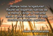 SWAMI BRAHMANANDA / Enseñanzas espirituales del Swami Brahmananda