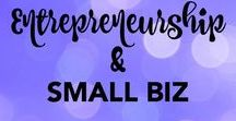 Entrepreneurship & Small Biz / Inspiration and information for small business owners