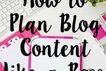 B L O G  T I PS / Guidelines to improve my writing and content for my lifestyle,beauty and inspirational blog.