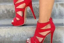 H E E L S. / Sexy heels,pumps ankle boots and more that will pull together any look.
