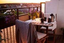 BALCONY | Как обустроить балкон