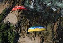 Paragliders / Parapentes