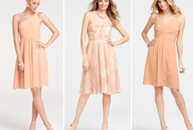 Bridesmaid Dress Ideas / by Erin B