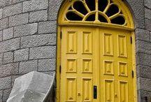 Door to Door / Fantastic doors from all over the world - each one full of character!