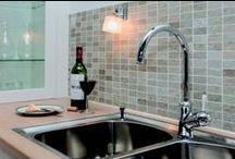 Keukens - kranen