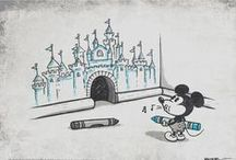 The Disney side of me / Disney will always be a part of me