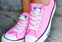 Shoes / I am not a shoe person sooo much I obsess over them.... But these shoes are pretty cool