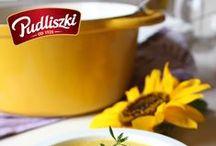 Zupy / Przepisy na pożywne oraz lekkie zupy na każdą porę roku.