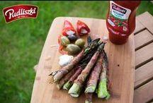 Na grilla / Przepisy na mięsne i warzywne smakołyki z grilla.