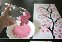 Craft ideas for the girls!