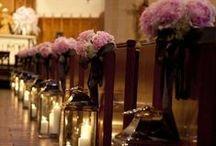 // CÉRÉMONIE // / Décoration de l'église et toute ce qui concerne les cérémonies.