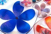 Üveg-Glass / Üvegműves ötletek