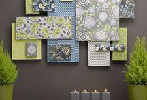 Interiors - Bathroom / Blue decor ideas