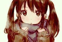 Cute Anime People / by Kuroneko Hajemashita