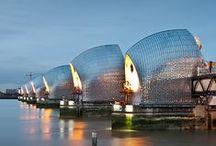 Bijzondere architectuur / Architectonische hoogstandjes en inspirerende gebouwen.