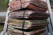 art journal, cartes,packs...