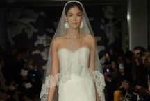 Classic Wedding Gowns / Timeless silhouettes, beautiful lace and traditional details.