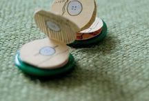 2015:4 Miniature Art / Topic 4 on the 2015 PA blog (22Feb -7 March 2015) is Mini art. Dominoes, Mini books, pocket Scrapping, shrink plastic, jewellery etc.