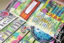 Pocket scrapbooking