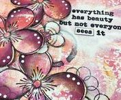 PA- Emma Godfrey stamps / Pocket scrapbooking is where Emma Godfrey is at. Love these!